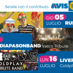 Le AVIS del Miranese al Mirano Summer Festival 2018