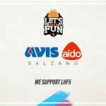 Avis e Aido supportano Let's Have Fun 5