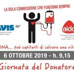 Giornata del Donatore 2019