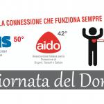 Giornata del Donatore 2020