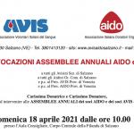 Assemblee annuali 2021